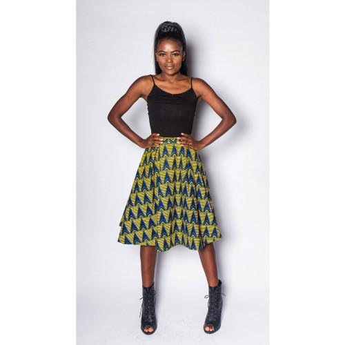 Baniakang - Pleated Skirt - Women's Image