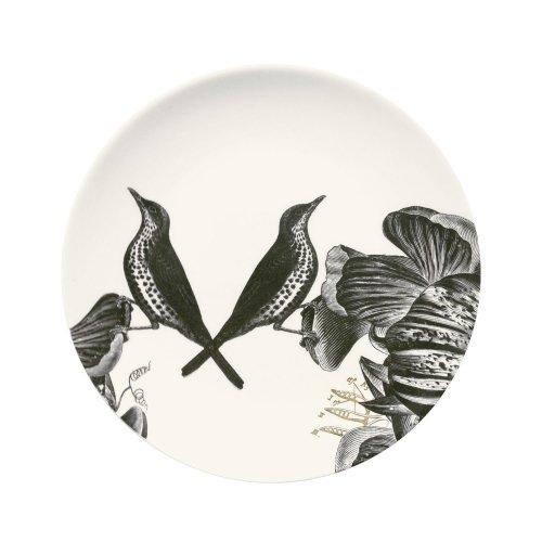 Double songbird dessert plate 1 Image