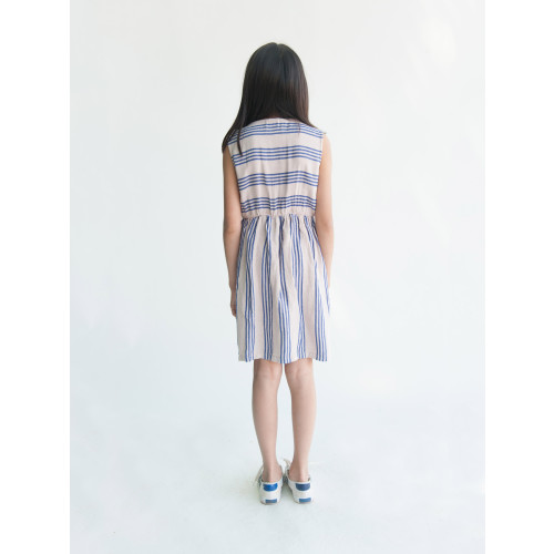 Bobo Choses Striped Dress Image
