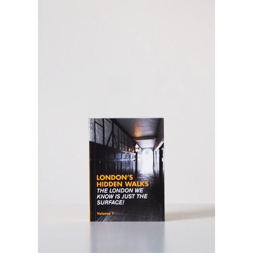 'London Hidden Walks - Volume 1' by Stephen Millar Image