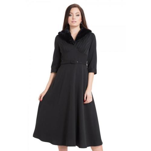 Lia Black Dress Image