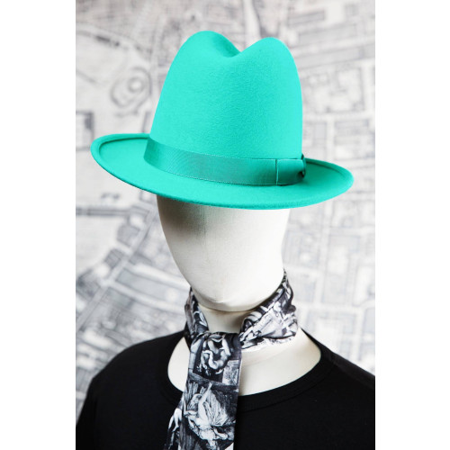 HOMBURG - PEPPERMINT/PETERSHAM Image