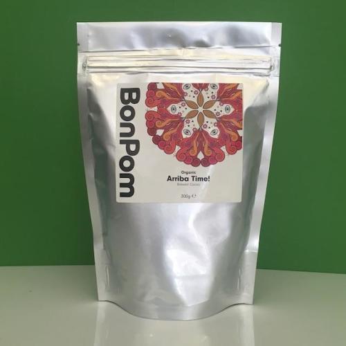Arriba Time! brewed cacao, coffee alternative Image