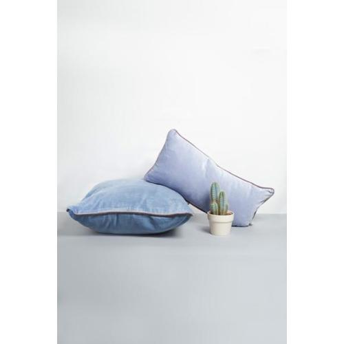 Velvet Cushion Cover: Ice Slim Image