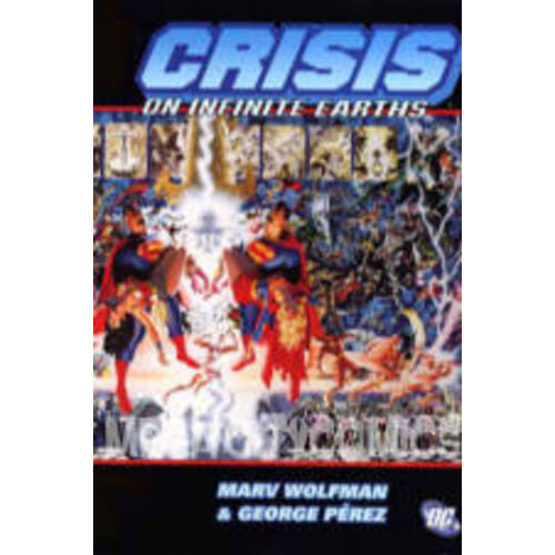 Crisis On Infinite Earths Image