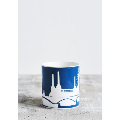 Battersea Power Station Mug Teal Image