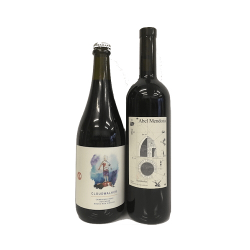 Natural Wine Gift: two amazing red wines without added sulphites Image