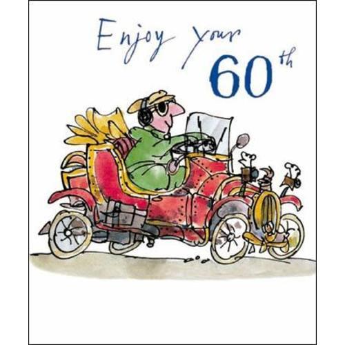 Age 60 Man in Kit Car Image