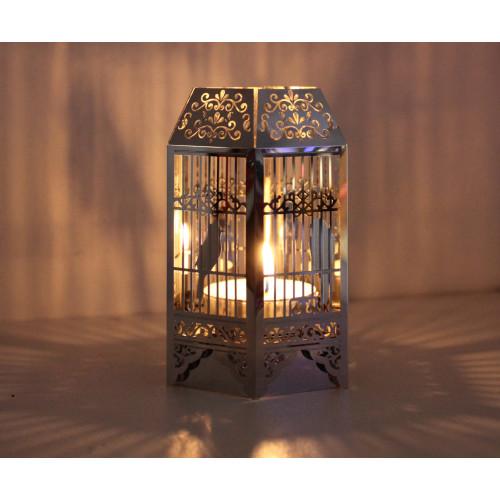 Birdcage Tea Light Holder Image
