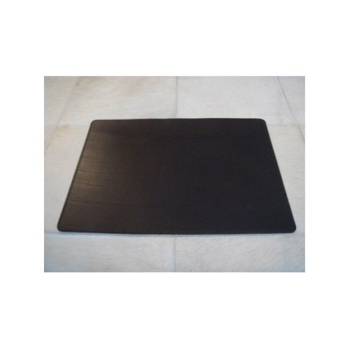 Leather place mats Image