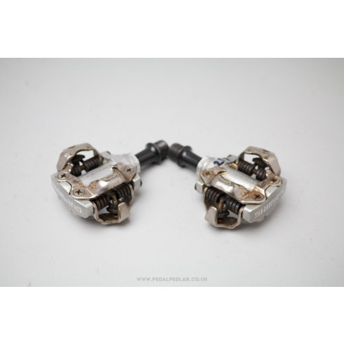 Shimano PD-M540 Vintage Clipless Pedals Image