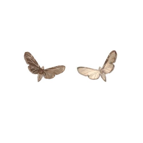 Fly Away Moth Studs Image