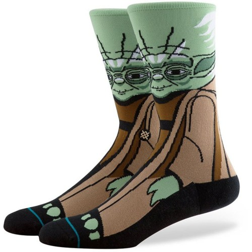 STANCE X STAR WARS YODA SOCKS Image