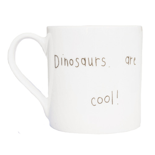 Dinosaurs are cool mug Image