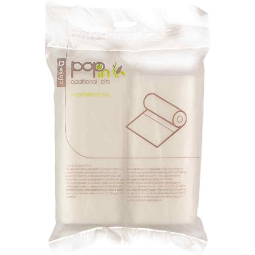Pop in Biodegradable nappies Image