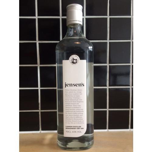 Jensen's Dry Gin Image