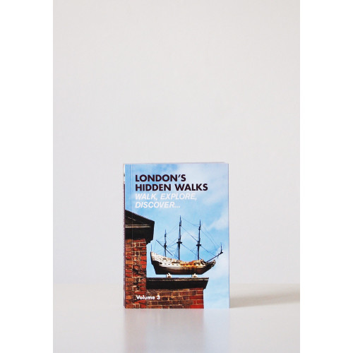 'London Hidden Walks - Volume 3' by Stephen Millar Image