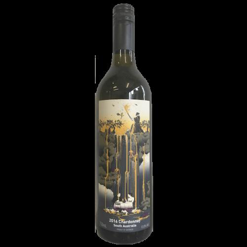 Chardonnay 2016 Samurai, Free Run Juice, South Australia (low sulphites wine) Image