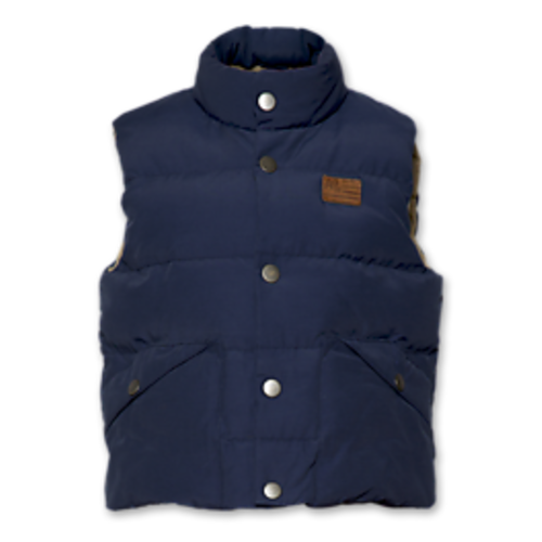American Outfitter Body Warmer Navy Image