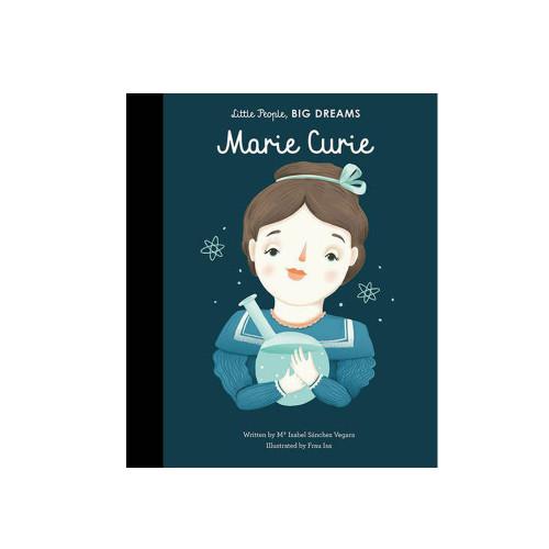 Little People Big Dreams - Marie Curie Image