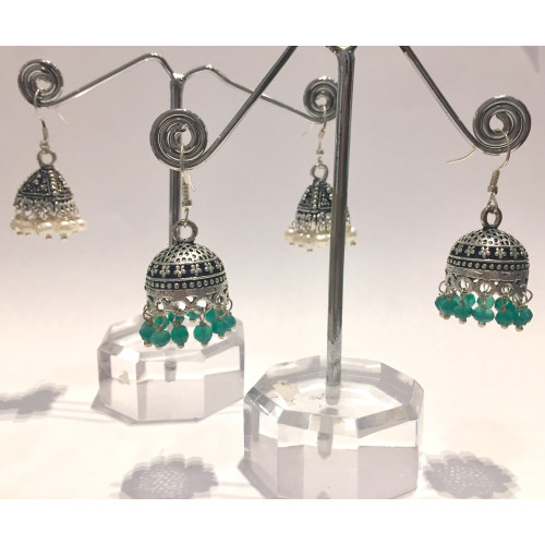 Mix Bell Earrings Image