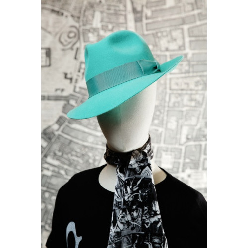FEDORA - SPEARMINT/PETERSHAM Image
