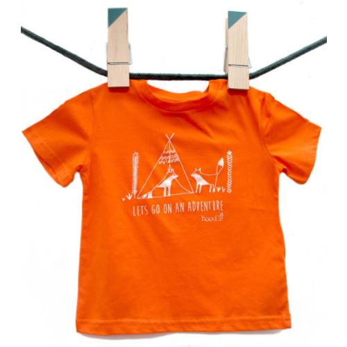 Adventure Kids Tshirt Image