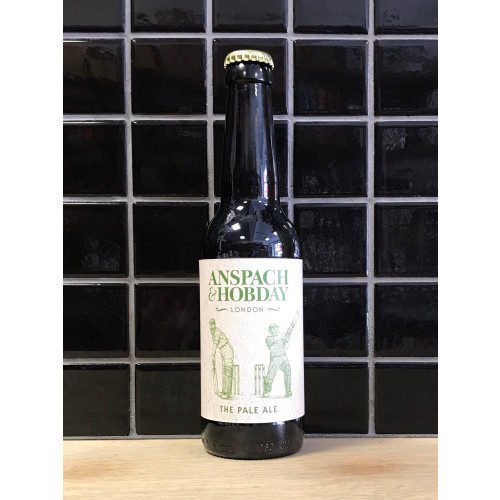 Anspach & Hobday Pale Image