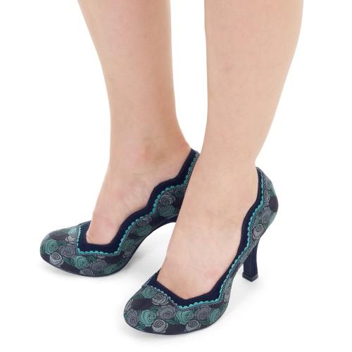 Madison Shoes Blue / 4-37 Image