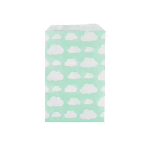 Pack of 10 party bags - clouds Image