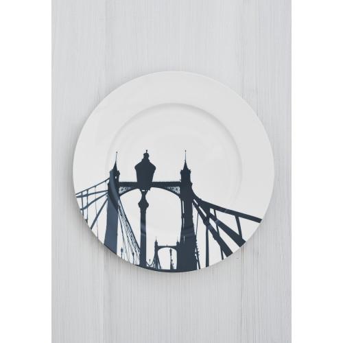 Albert Bridge Dinner Plate Image