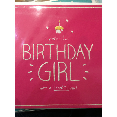 Birthday girl Image