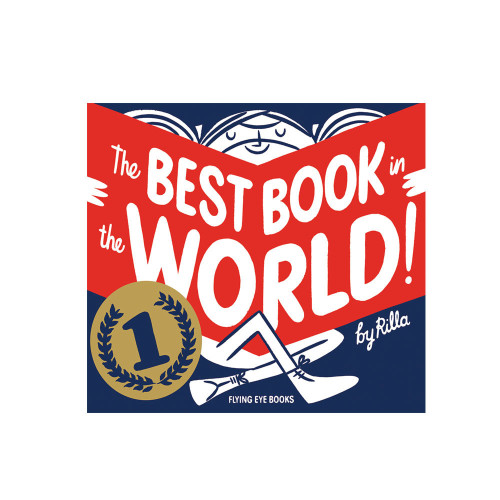 The Best Book in the World Image