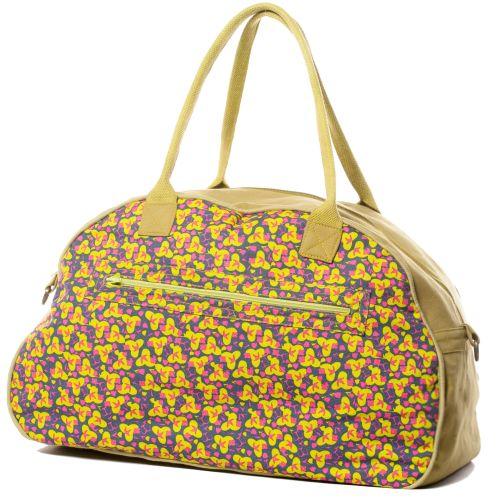 Green Canvas Bag Image