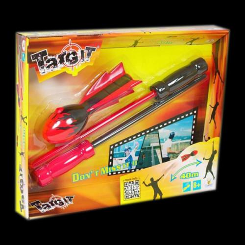 Targit Howling Booster Rocket & Launcher Image