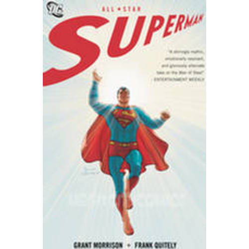 All Star Superman TP Image
