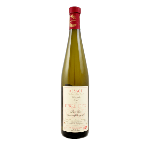Pierre Frick Chasselas 2016 Alsace, France no added sulphites Image