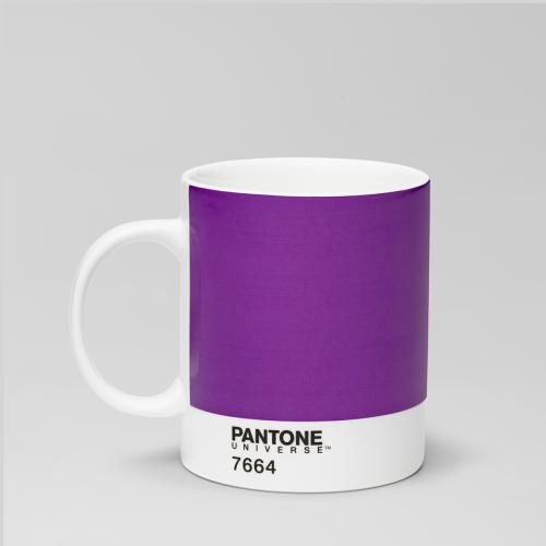 Pantone Mug Purple Image