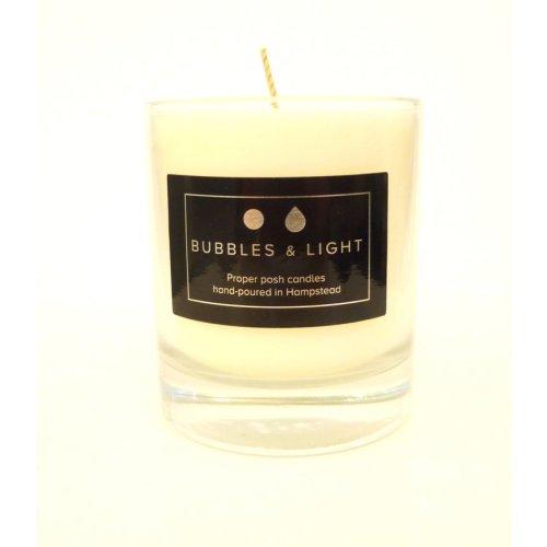 Bubbles & Light Candles Image