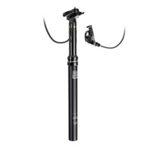 REVERB - 31.6MM 125MM DROP 390MM LONG MMX LEFT/ABOVE RIGHT/BELOW - (INCLUDES BLEED KIT & MATCHMAKER X MOUNT) B1 Image