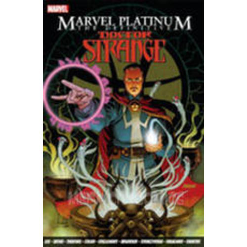 Marvel Platinum The Definitive Doctor Strange TP  Image