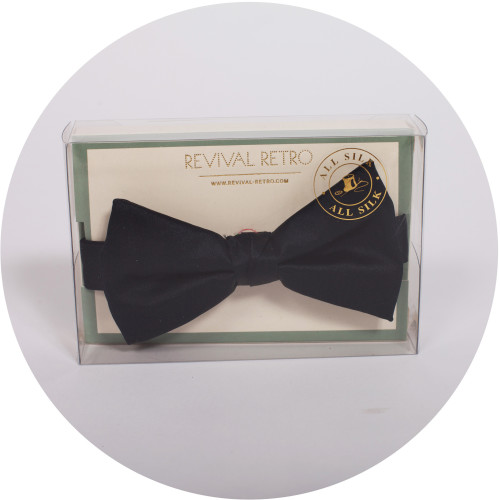 Mens Bow Tie (Ready Tied) Image