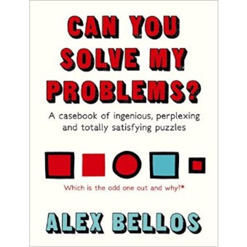 Can You Solve My Problems? by Alex Bellos Image