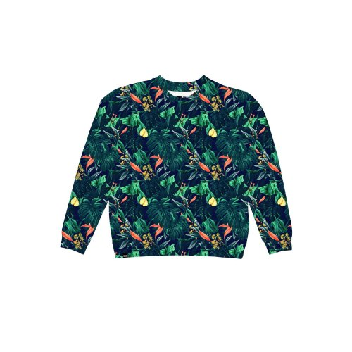 Dedicated Jungle Sweatshirt Image