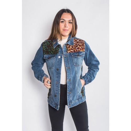 Tanbi - Denim Jacket - Women's Image
