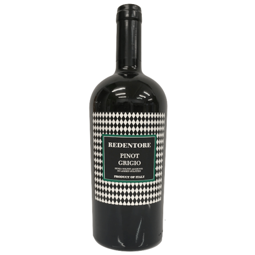 Pinot Grigio Redentore delle Venezie 2016, Italy (no added sulphites) Image