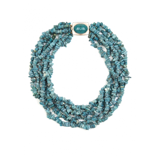 Short Turquoise Necklace Image