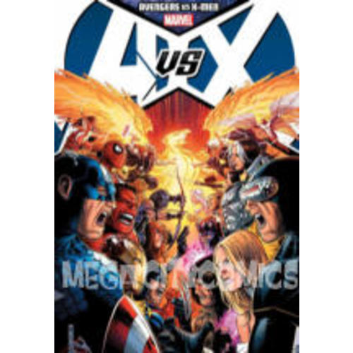 Avengers vs X-Men TP Image