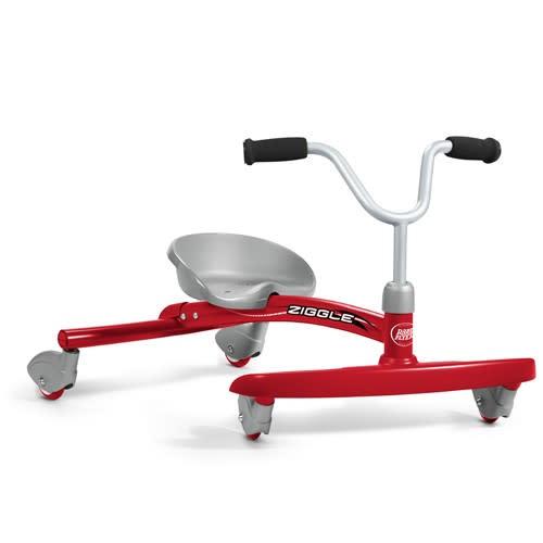 Ziggle Ride-On Toy Image