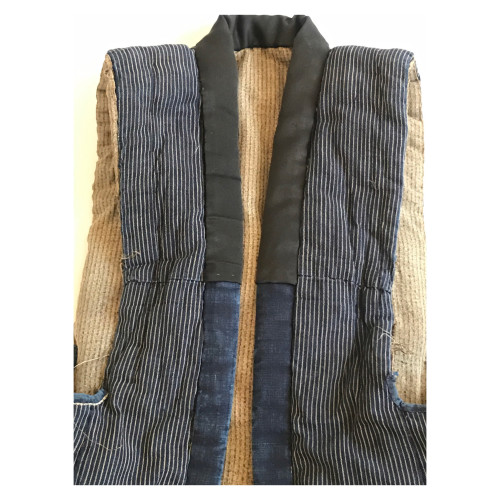 Antique Japanese Farmers Waistcoat Image